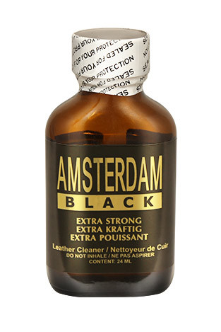 Amsterdam Black 24ml