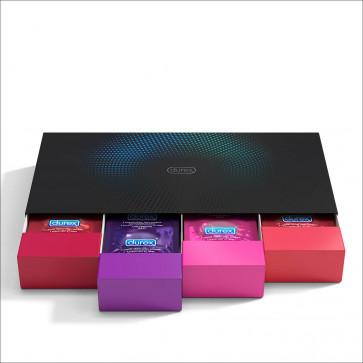 Durex Love Collection Condoms 30-Pack Black Box