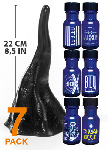 Free your Willy 7-Pack