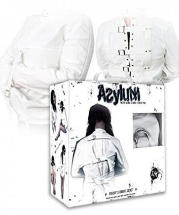 Asylum Strait Jacket, Canvas, White, M/S