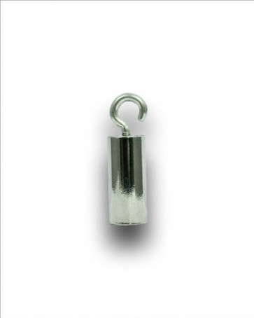 Cylinder weight, Chrome Plated Steel, 50 g (1,76 oz)