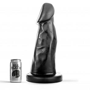 ALL BLACK Cock Plug Steven, Vinyl, 29 cm (11,5 in)