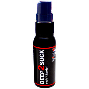 XTRM Deep2Suck Spray 30ml