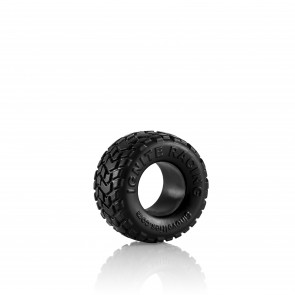 SI IGNITE High Performance Tire Ring, 2,5 cm (1 in), Black